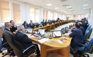 Vali NAYİR KÜSi Planlama Geliştirme Kurul Toplantısına Katıldı