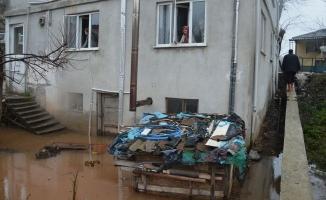 Aşırı Yağmurdan mağdur Oldular