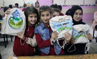 Eğitim çantaları da çevreci yaklaşımın ürünü