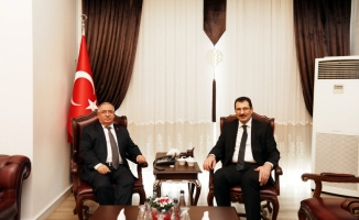Milletvekili Yavuz'dan Vali Nayir'e Ziyaret