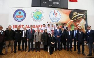 Şehit Ali Gaffar Okkan Anısına İller Aras Karete Turnuvası Düzenlendi