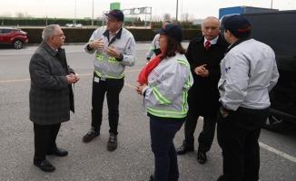 Vali Nayir Cumhurbaşkanımızın Katılacağı Tören Öncesi Toyota'da İncelemelerde Bulundu