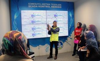 60 okulda 7 bin 320 öğrenciye suyun önemi anlatıldı