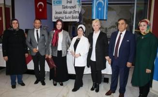AK Parti'nin Belediye meclis üyesi aday adayları birlik mesajı verdi