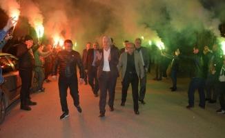 Başkan Adayı Mehmet İspiroğlu Secim Gezilerine Başladı