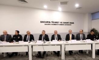 Kurumlar Arası Mülteci Durum Tespit Toplantısı Satso'da düzenlendi