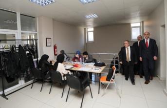 55. Kütüphaneler Haftası Münasebetiyle Kutlama Programı Tertip Edildi