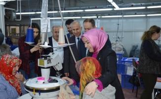 İstihdam Seferberliğine Geyve'den 200 Kişilik kadın desteği