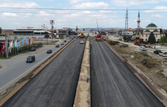 TOPÇA Katlı Kavşağı araç trafiğine açılıyor