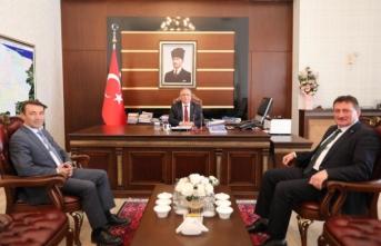 Ferizli Belediye Başkanı Gündoğdu'dan Vali Nayir'e Ziyaret
