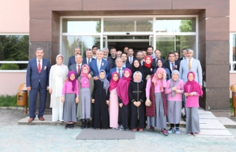 Kut'ül Amare Zaferi'nin 103. Yıldönümü Vesilesiyle Kutlama Programı Düzenlendi