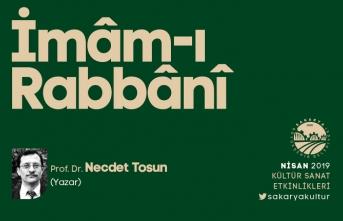 OSM'de İmam-ı Rabbani konuşulacak