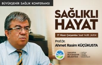 Sağlıklı Hayat' konferansı AKM'de