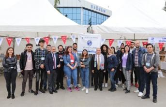 Vali Nayir 'SAÜ'19 Bilim, Kültür Sanat ve Spor Günleri' Etkinliğine Katıldı