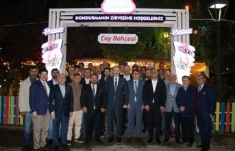 Açılışını MÜSİAD Genel Başkanı Abdurrahman Kaan gerçekleştirdi