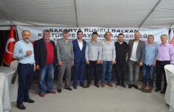 Sakaryalı Rumeli Balkan Derneği İftar geleneğini sürdürdü