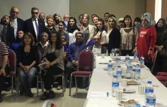 Türkiye Engelliler Meclisine Doğru Proje Toplantısı Yapıldı