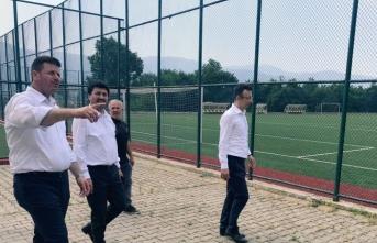 Akyazı'ya Sağlık Kampüsü