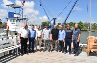 Karasu'daki Batık U-20 Denizaltısına Profesyonel İnceleme