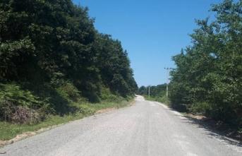 Kaynarca'da 7 kilometrelik asfalt atağı
