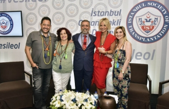 İstanbul Organ Nakli Derneği Hayata Vesile Olacak