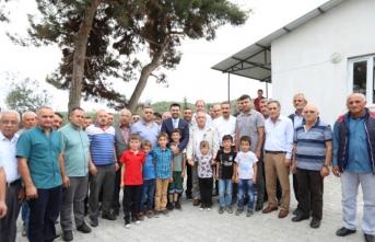 Vali Nayir'den Tarihi Mekanlara Ziyaret