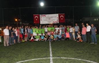 15 Temmuz Futbol Turnuvasında Şampiyon Bakırlı Kuzey Spor Oldu