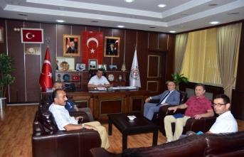 """""""Belediye-SASKİ-DSİ İşbirliği"""""""