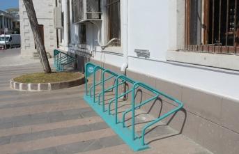 Bisiklet duraklarının sayısı artıyor
