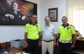 Sağlık Müdürlüğü personeli Güvenli Sürüş Kuralları eğitimi aldı