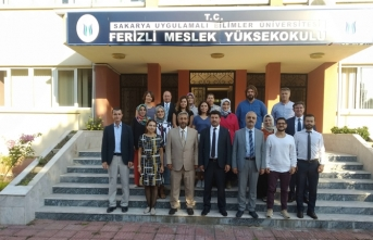 Ferizli MYO'da Akademik Kurul Toplantısı Gerçekleştirildi