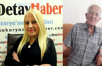 Gazeteci Hülya Sürücü babasını kaybetti