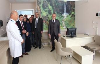 Geyve'de Palyatif Bakım Merkezi açıldı