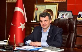 Başkan İshak Sarı'dan 29 Ekim Cumhuriyet Bayramı Mesajı