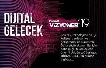 """Dijital Gelecek"""" Vizyoner19 Zirvesinde Başlıyor"""