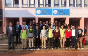 Durmuş'tan Akyazı'da Okul Ziyareti