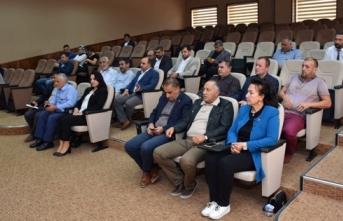 Erenler'de Ekim ayı meclisi gerçekleşti
