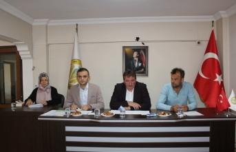Ferizli Belediyesi Ekim ayı meclis toplantısı yapıldı