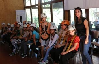 Macera Park'ta Dünya Çocuk Günü kutlandı