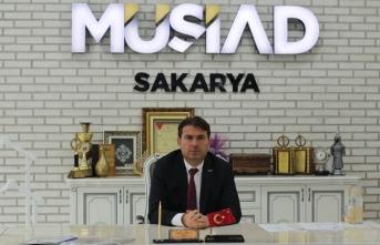 MÜSİAD Başkanı Yaşar Coşkun'dan 29 Ekim Mesajı