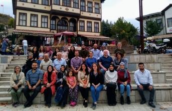 Sakarya Mimarlar Odası, Geyve-Taraklı-Göynük için bir gezi düzenledi