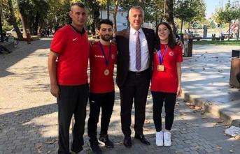 Şili'de ki Sakaryalı sporculardan haber var