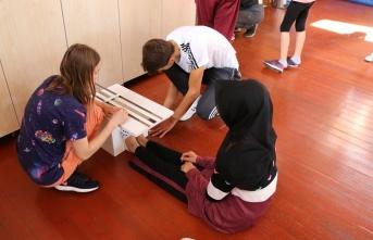 Spor testi ile gelişim süreci takip edilecek