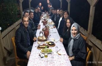 Tesisat Öğretmenlerinin Zümre Tanışma Toplantısı