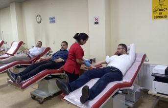 ASKON; 'Kan bağışla ki can yaşasın'