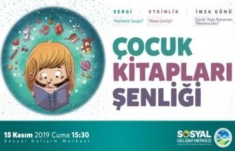 Çocuk Kitapları Şenliği SGM'de