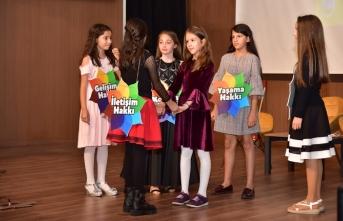 Dünya çocuk hakları günü SGM'lerde kutlanıyor