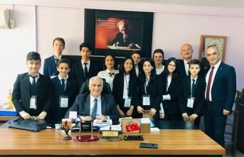 Mehmet Zumra Kuş Ortaokulundan Gururlandıran Başarı