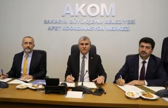 Vektörlerle etkin mücadele için protokol imzalandı