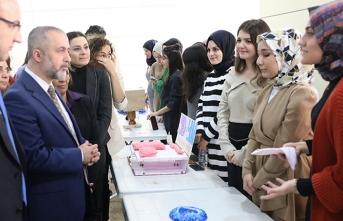 3. Hemşirelikte İnovatif Ürün Geliştirme Sergisi